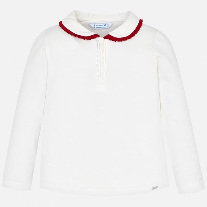 sports shoes 78a3e ccdf4 polo maglia maglietta shirt collo colletto ricamato bottoni ...