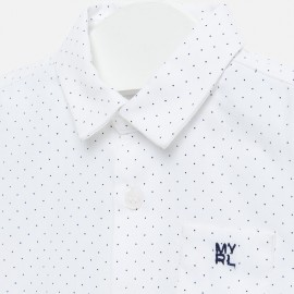 Camicia Micro Pois Mayoral
