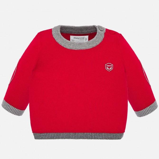 design popolare vari design prodotti di qualità maglioncino rosso maglia rossa maglione golfino pullover ...