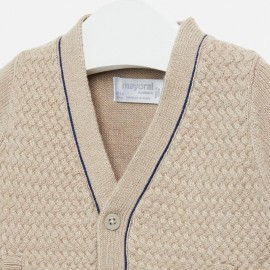 Cardigan Beige Mayoral