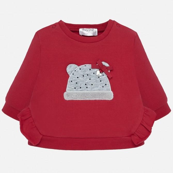 miglior servizio c8c1f 50658 pullover felpa maglia maglioncino maglione golfino manica ...