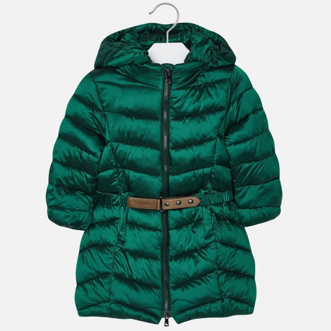 official photos 84667 15b15 giubbino giaccone giubbotto piumino lungo verde lucido ...