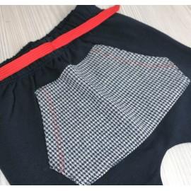 Pantalone Blu Fantasia Y-Clù YC16827