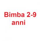 Bimba 2/9 anni