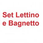 Set Lettino e Bagnetto
