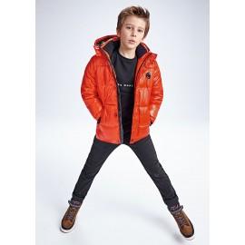 Jeans slim nero Mayoral 516