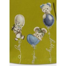 Maglietta Balloons Mayoral 2085