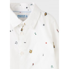 Camicia stampa Mayoral 2147