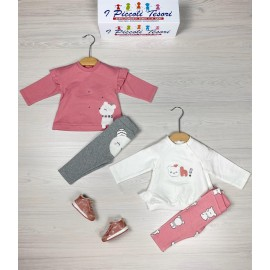 Completo 4pz Teddy Mayoral 2704