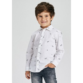 Camicia Stampa Mayoral 4167