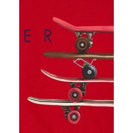 """Felpa """"skater"""" Rossa Mayoral 4402"""