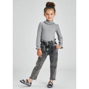 Pantalone grigio Mayoral 4577