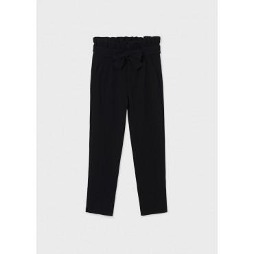 Pantalone nero Mayoral 7559