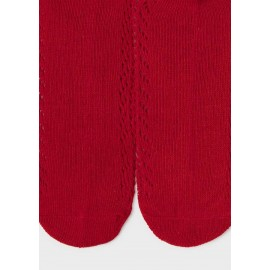 Calze Traforate Rosso Mayoral 9417