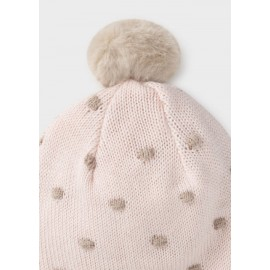 Completo Cappello Pink Mayoral 9435