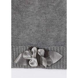 Cappello fiori argento Mayoral 10154