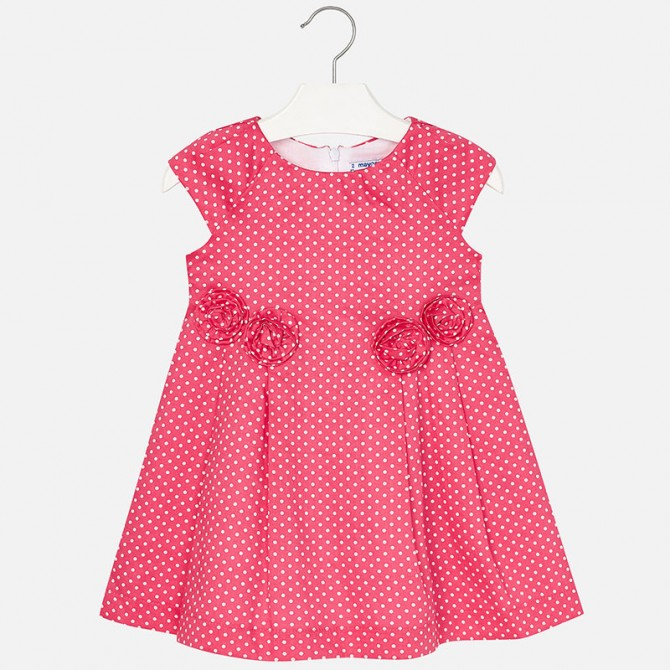vestito fuxia fucsia vestina vestitino abito abitino maxipull fiori ... af297cf0eec