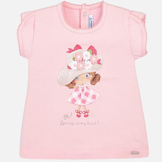 piccoli collezione ebay tesori estiva nuova rosa i maglietta mayoral  xwq0fp1q d3402ebf1cb6