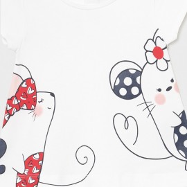 Maglia Mouse Mayoral 1088