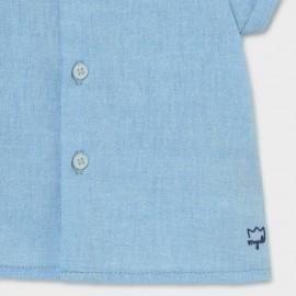 Camicia azzurra Mayoral 1173