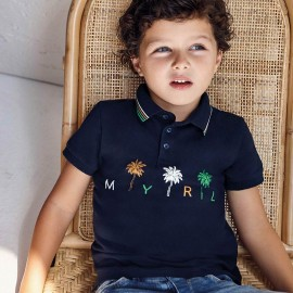 Polo Tropical Mayoral 3105