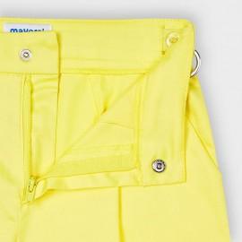 Short giallo Mayoral 3207