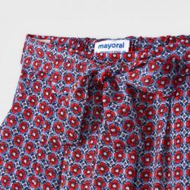 Pantalone stampato Mayoral 3558
