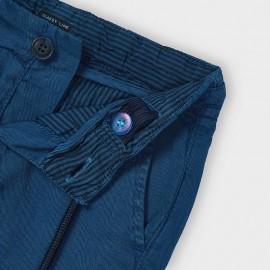 Pantalone lino blu Mayoral 3564