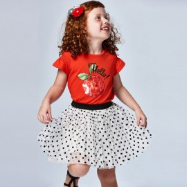 Gonna tulle pois Mayoral 3903