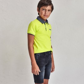 Polo fluo Mayoral 6107