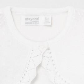 Coprispalle bianco Mayoral 318