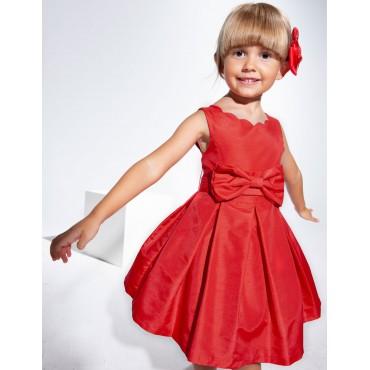 Vestito Fiocco Red Abel & Lula 5038