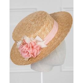 Cappello Paglia Abel & Lula 5468