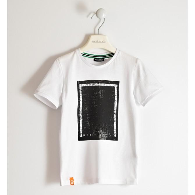 Maglietta White Sarabanda D2010