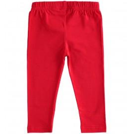 Leggings Rosso Sarabanda D2055