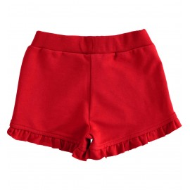 Shorts Rosso Sarabanda D2059