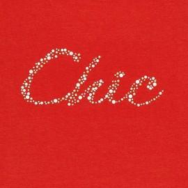 Maglietta Chic rosso Mayoral