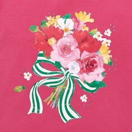 T-shirt Fucsia Mayoral