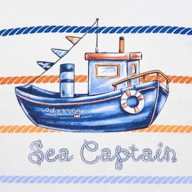 Maglietta Barca Righe Mayoral