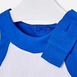 Vestito Fasce Azzurre Mayoral