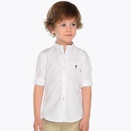 Camicia Collo Coreano Mayoral