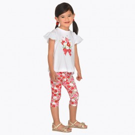 Compl. leggings Flower Mayoral