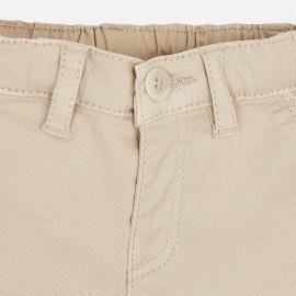 Pantalone corto sabbia Mayoral