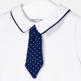 Tutina con cravatta Mayoral