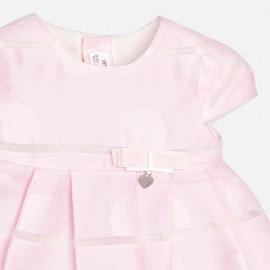 Vestito Rosa Mayoral