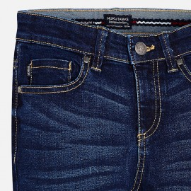 Jeans slim fit Scuro r/o Mayoral