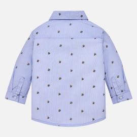 Camicia azzurra n/o Mayoral