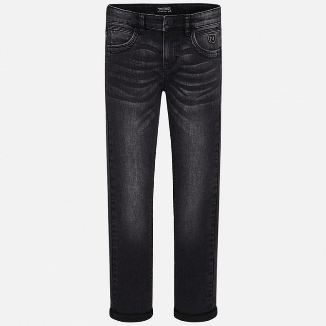 Jeans super slim fit Nero Mayoral