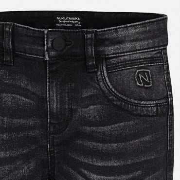 Jeans super slim fit Nero Mayoral