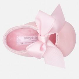Ballerine fiocco Rosa Mayoral